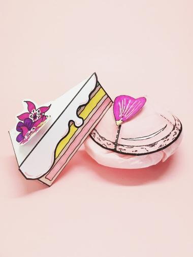 Macaroon & Cake